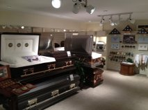 Casket Selection Room - Fords